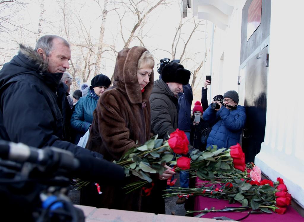 В. Тарасенко: Настоящий подвиг не забывается