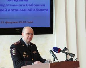 Правоохранители будут выступать перед депутатами ежеквартально