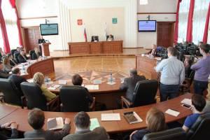Состоялось очередное заседание парламента ЕАО