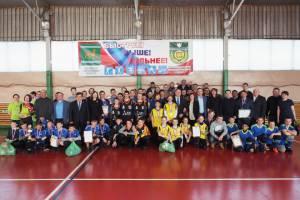 Депутаты поддержали турнир по футболу