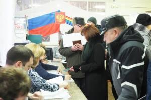 Л. Павлова: Сегодня – день общей ответственности за будущее страны