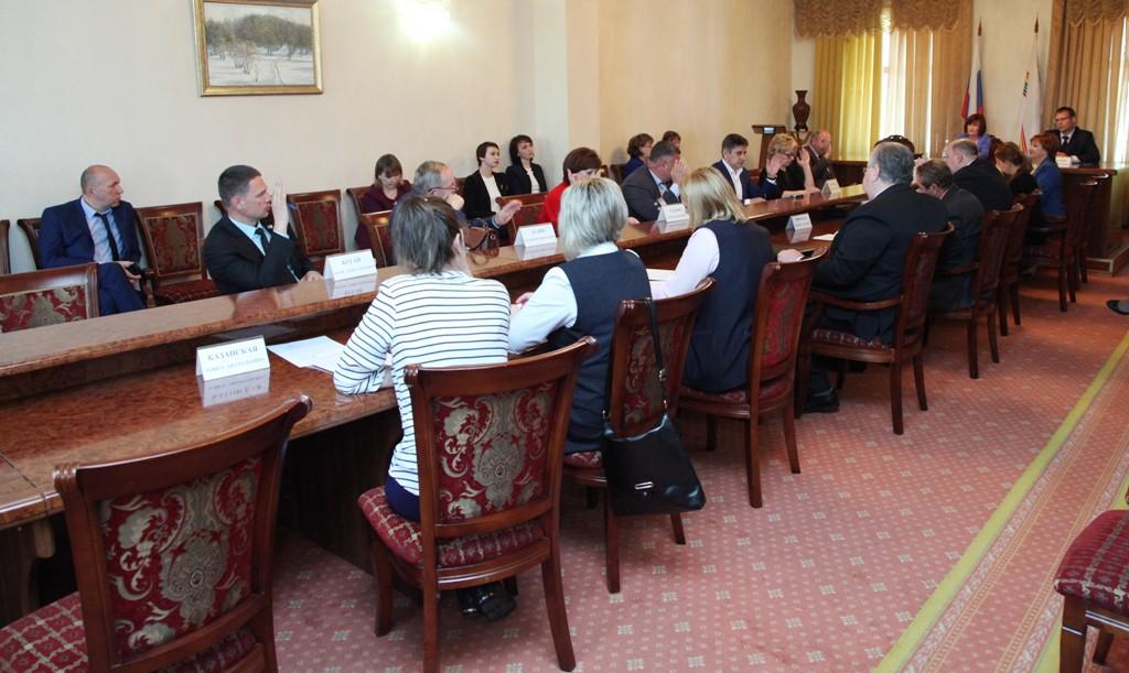 Состоялось внеочередное заседание парламента ЕАО