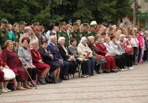 Л. Павлова: Невозможно допустить пересмотра истории Великой Отечественной