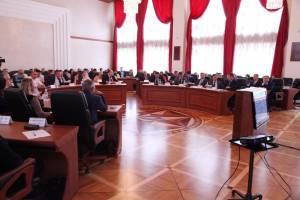 Определена открывающая осеннюю сессию дата заседания парламента ЕАО
