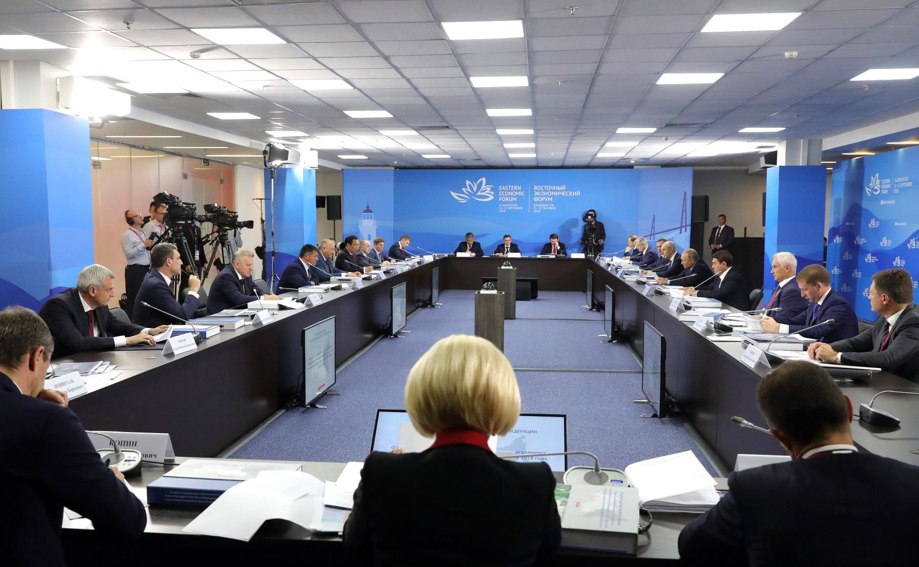 Р. Гольдштейн: Президент обозначил усиление восточного вектора развития