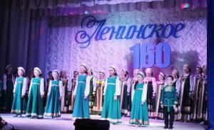 Депутаты поздравили жителей Ленинского со 160-летием села