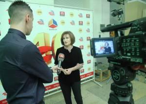 Л. Павлова: У СМИ и власти есть общие задачи