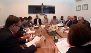 Состоялось заседание согласительной комиссии