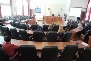 Бюджет области на 2019-2021 годы принят в первом чтении