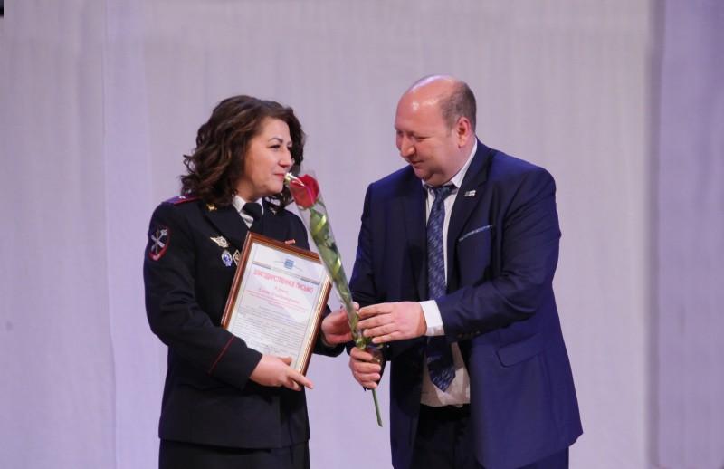 Награды парламента ЕАО вручены полицейским