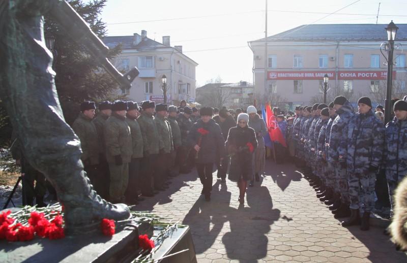 Л. Павлова: Ветераны боевых действий – наша гордость
