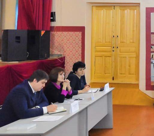 Л. Павлова встречается с жителями Смидовичского района