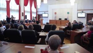 Депутаты поздравили представителей органов МСУ