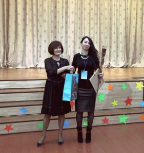 Депутаты поздравили участников конкурса «Учитель года»