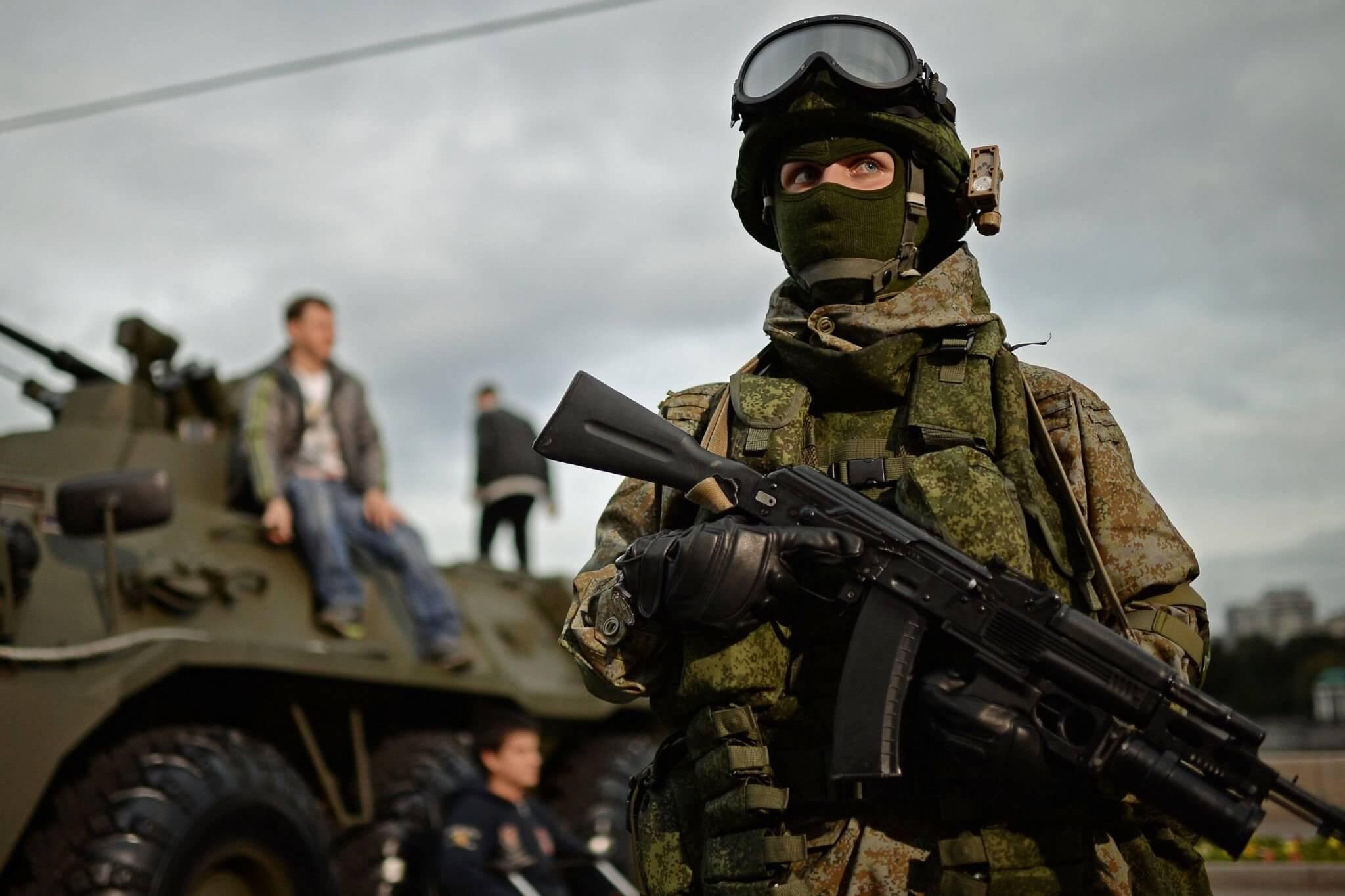 А. Тихомиров: Внесены изменения в закон о воинской обязанности