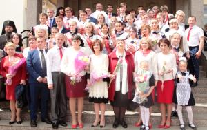 Л. Павлова: Мы верим в своих выпускников