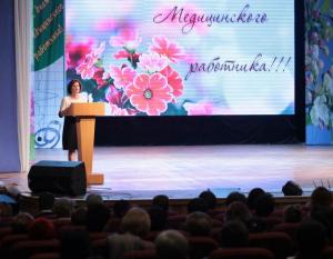 Депутаты поздравили работников здравоохранения ЕАО