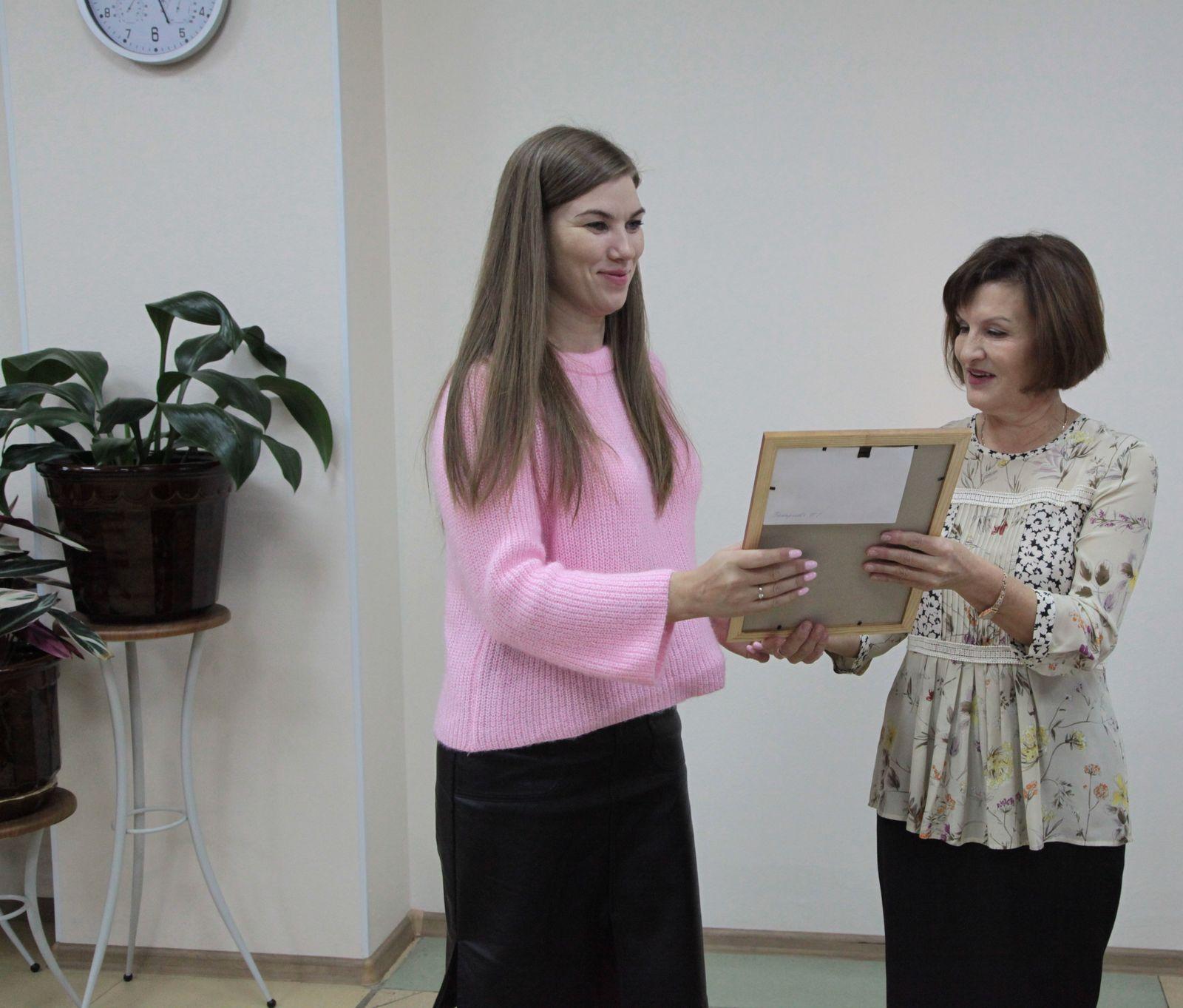 Вручены награды Законодательного Собрания области