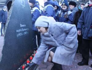 Л. Павлова: Мы должны рассказывать правду о Холокосте