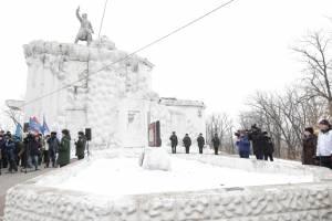 В области отметили 98-летие Волочаевского боя