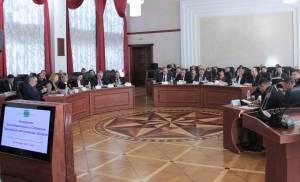 Л. Павлова: Сотрудничество с прокуратурой строится на конструктивной основе