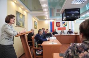 Спикер парламента ЕАО побывала в Облученском районе