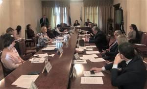 В Собрании проходят заседания комитетов