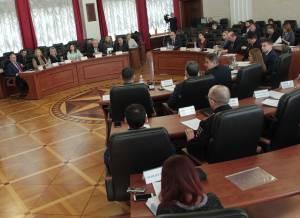 Парламент ЕАО перешел на особый режим работы