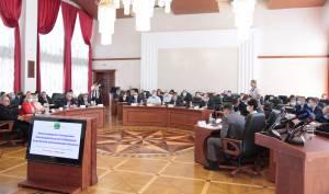 Л. Павлова: Депутаты работали в особом режиме