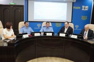 Л. Павлова: Сотрудничество с прокуратурой – это дополнительная гарантия качества нашей работы