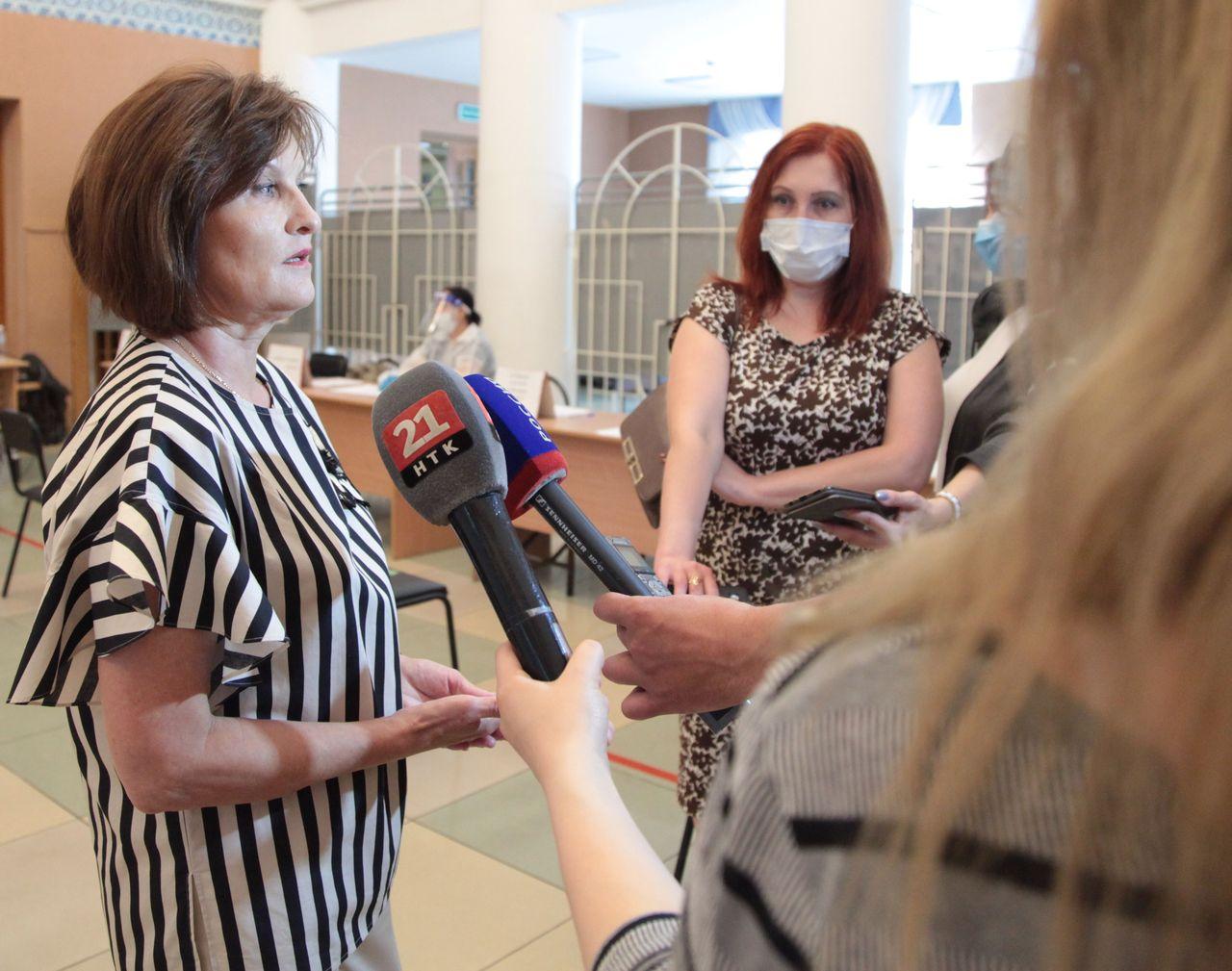 Л. Павлова: Мы берем на себя ответственность за судьбу страны