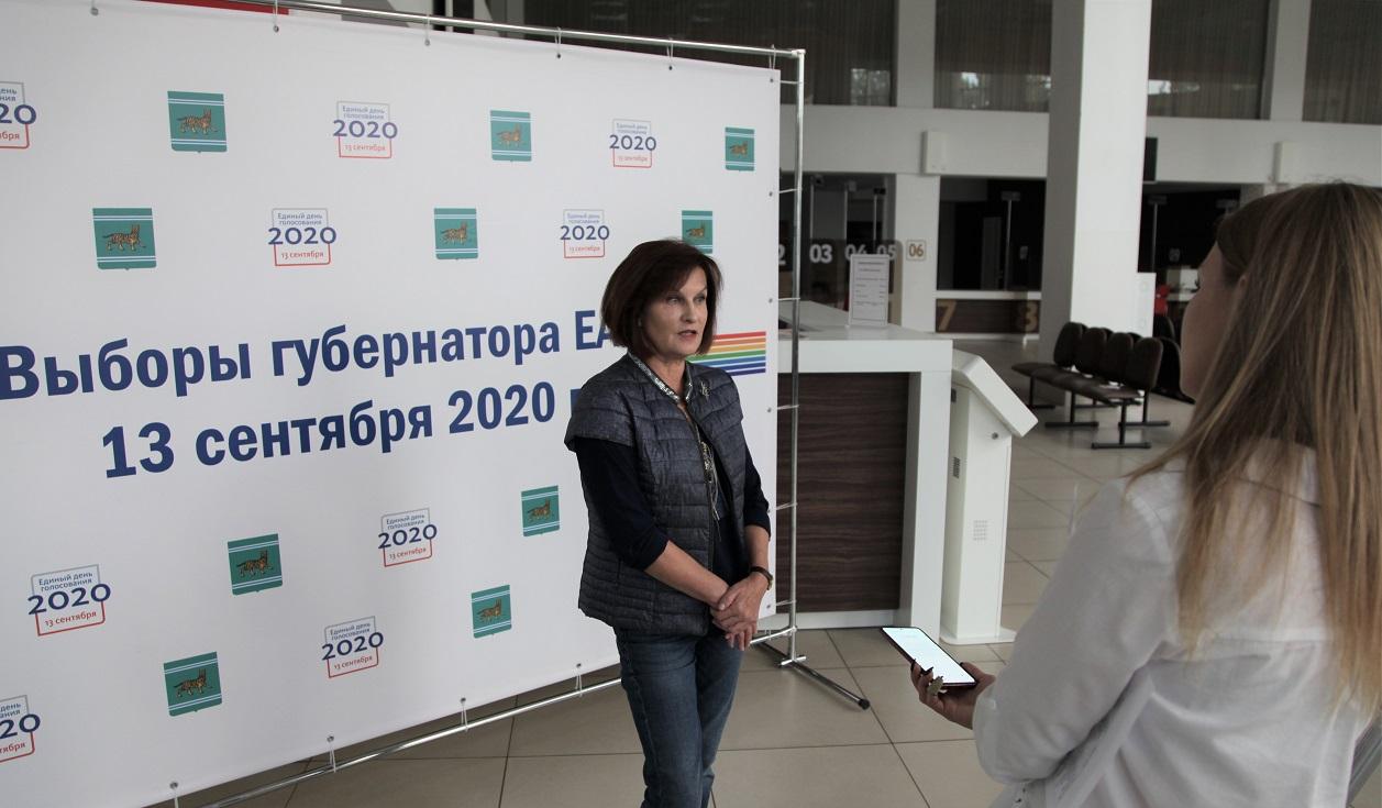 Л. Павлова: Люди ждали сильного лидера
