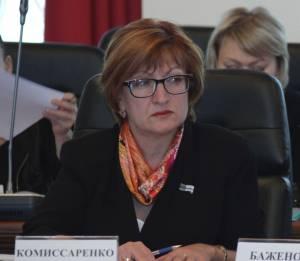 Л. Комиссаренко: Губернатор умеет принимать решения
