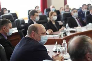 Состоялось заседание Законодательного Собрания ЕАО
