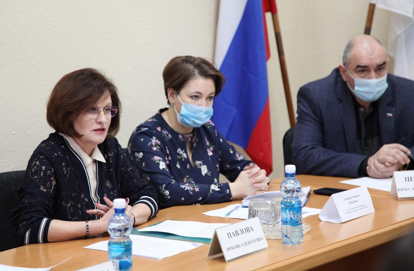 Л. Павлова: Нам важны интересы всех жителей ЕАО