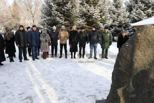В ЕАО поминают жертв Холокоста