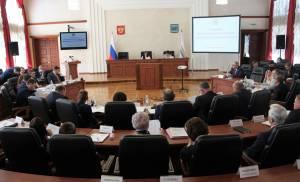 Парламент ЕАО поддержал инициативу о досрочной пенсии для пожарных