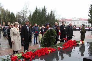 Л. Павлова: Мы гордимся нашими ветеранами