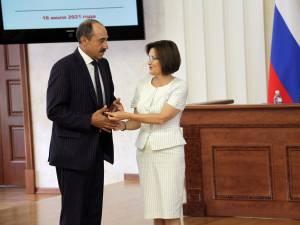 Избран новый председатель Контрольно-счетной палаты ЕАО
