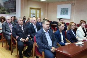 Депутатам парламента ЕАО вручены мандаты