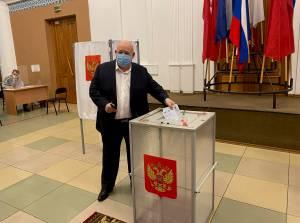 А. Тихомиров: Всегда хожу на выборы