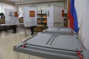 В области продолжается голосование