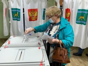 Подведены предварительные итоги выборов в Госдуму и Заксобрание