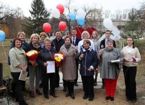 Роман Бойко принял участие в открытии Сада памяти в Амурзете