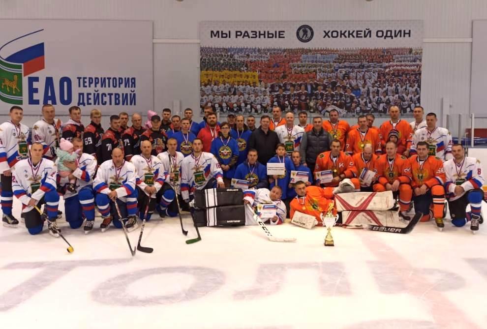 Роман Бойко поприветствовал участников хоккейного турнира